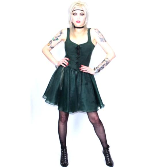 278f0edea8 Betsey Johnson Dresses | Vintage Runway Corset Dressrare | Poshmark